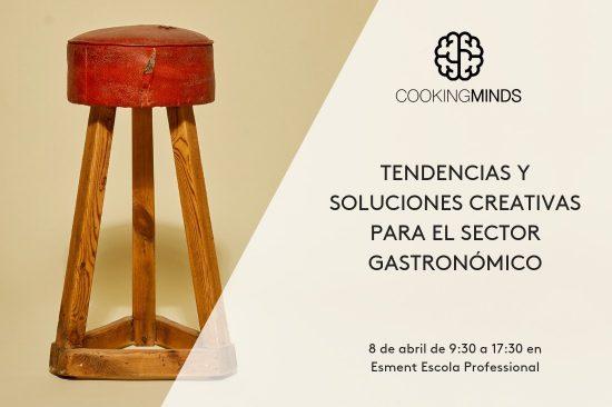 Tendencias y soluciones creativas para el sector gastronómico