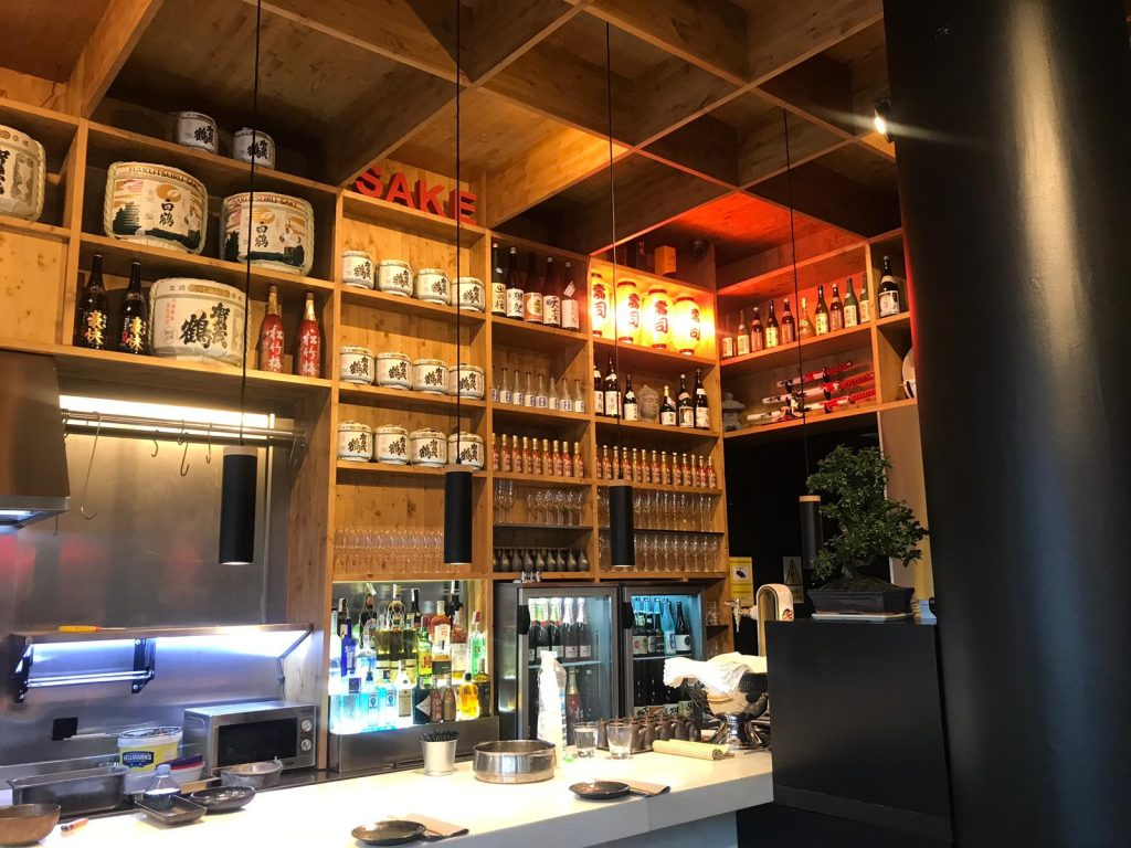 Arume estrena el primer Sake Bar de Mallorca