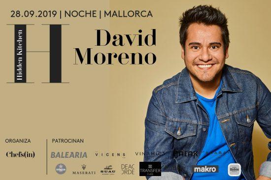 Hidden Kitchen - David Moreno - 28 de septiembre de 2019