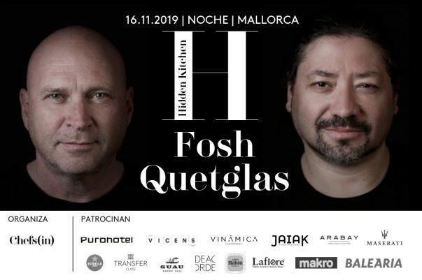 Hidden Kitchen - Marc Fosh y Adrián Quetglas - 16 de noviembre de 2019