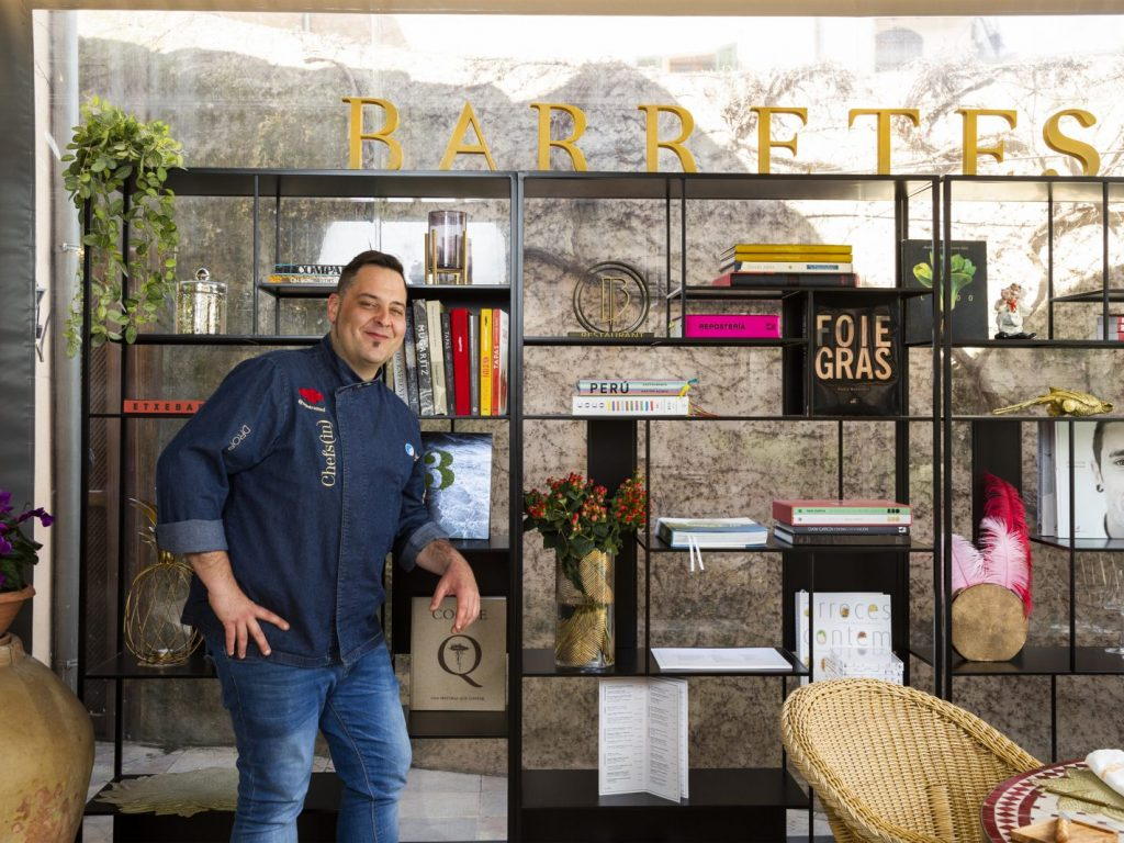 Barretes Restaurant a Cal Bisbe